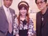 左~松田一三さん 白竜さん